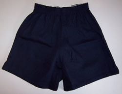 Navy Games Shorts