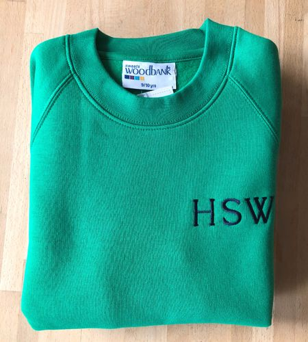 HSW Emerald Sweatshirt