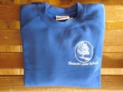 Blossom Sweat ROYAL BLUE Lower School