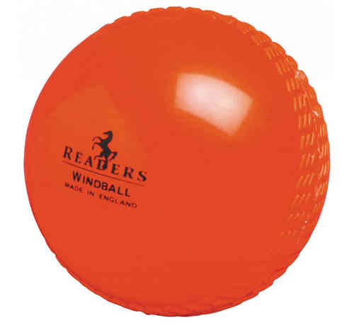 READERS WINDBALL PRACTICE CRICKET BALL