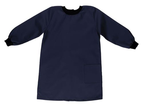 New style painting smock NAVY