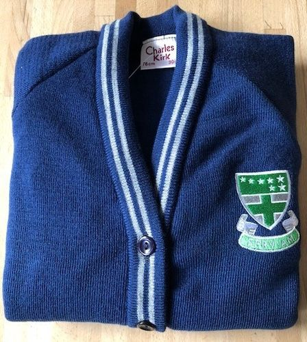 Ursuline Year 6 cardigan