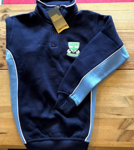 New Ursuline sweat top