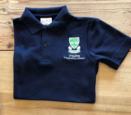 Ursuline polo shirt