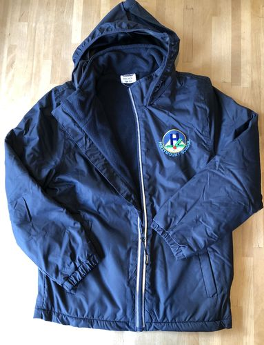 Hollymount school coat