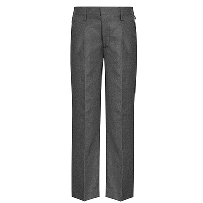 DL Grey school trousers