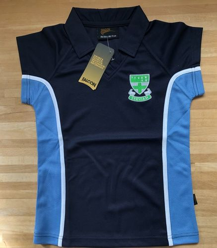 Ursuline girls sports polo
