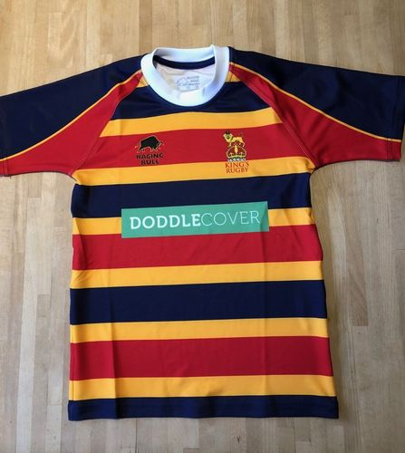 King's Minis and Juniors Rugby shirt