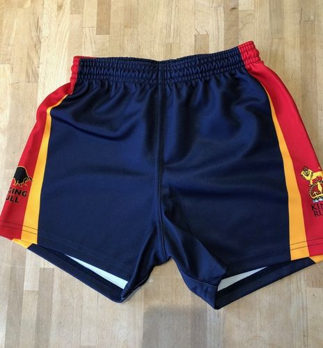 King's Mini and Juniors Rugby Shorts