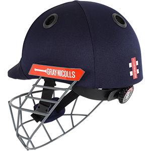 Gray-Nicholls Atomic cricket helmet Navy